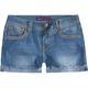 VIGOSS Heavy Stitch Girls Denim Shorts
