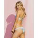 RVCA Washed Lines Cheeky Bikini Bottoms