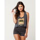 SKY AND SPARROW Ride Or Die Womens Tank