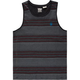 VOLCOM Smasher Stripes Mens Tank
