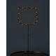 Rose Gold Cat Lamp