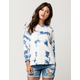 RVCA Clouded Womens Sweatshirt
