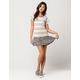 BILLABONG Straight Up Skirt