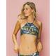DAMSEL Toucan High Neck Bikini Top