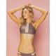DAMSEL High Neck Crochet Bikini Top