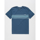 RVCA Seven Stripe Boys T-Shirt