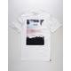 HURLEY Peninsula Mens T-Shirt