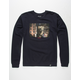 PRIMITIVE Night Stalker Mens Sweatshirt