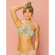 HOBIE Baroque Reversible Bikini Top