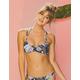 BIKINI LAB Tropical Bikini Top