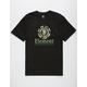 ELEMENT Map Vertical Mens T-Shirt