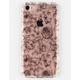 ANKIT Black Floral iPhone 7 Case