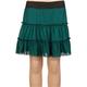 FULL TILT Mesh Stripe Girls Skirt