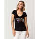 FULL TILT Don't Mess With Texas Womens Tee
