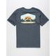 VANS Mountain High Mens T-Shirt