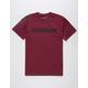 HOONIGAN Bracket Logo Mens T-Shirt