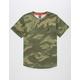 NEFF Scallop Camo Boys T-Shirt