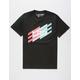LRG Ascending Stripes Mens T-Shirt