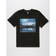 ASPHALT YACHT CLUB Mountain Reflections Boys T-Shirt
