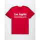 JSLV Times Mens T-Shirt