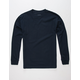 BLUE CROWN Heavyweight Mens T-Shirt