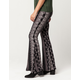 IVY + MAIN Paisley Womens Flare Pants