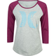 HURLEY Scratch Womens Baseball Tee