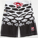 LOST Fish Morph Mens Boardshorts