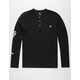 DIAMOND SUPPLY CO. Script Mens Henley