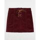 CELEBRITY PINK Girls Corduroy Skirt