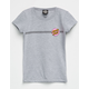 SANTA CRUZ Other Dot Girls Tee
