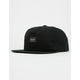 HUF Bar Logo Mens Snapback Hat