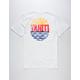 HURLEY Tahiti Mens T-Shirt