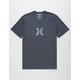 HURLEY Icon Push Thru Mens T-Shirt