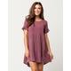 IVY + MAIN Ruffle Sleeve Babydoll Dress