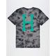 HUF Classic Crystal Wash Mens T-Shirt