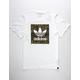ADIDAS Logo Remix Mens T-Shirt