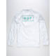 HUF Bar Logo Mens Coach Jacket
