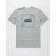 HURLEY Steps Mens T-Shirt