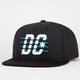 DC SHOES Velton Starter Mens Snapback Hat