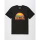NOR CAL Sundown Mens T-Shirt