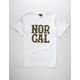 NOR CAL Steadfast Mens T-Shirt
