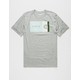 HURLEY Double Standard Mens T-Shirt