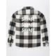 RSQ Savage Boys Flannel Shirt