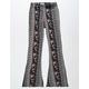 FULL TILT Floral Print Girls Flare Pants
