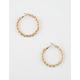 FULL TILT Taylor Hoop Earrings