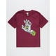 SANTA CRUZ Phillips Hand Boys T-Shirt