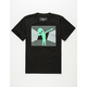 RIOT SOCIETY Dabbing Alien Boys T-Shirt