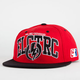 ELECTRIC Team Electric Mens Snapback Hat