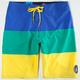 VOLCOM V4S Stripe Mens Boardshorts